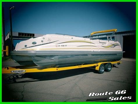 Tritoon Boats Price by Evolution Tritoon 2005 For Sale For 34 495 Boats From