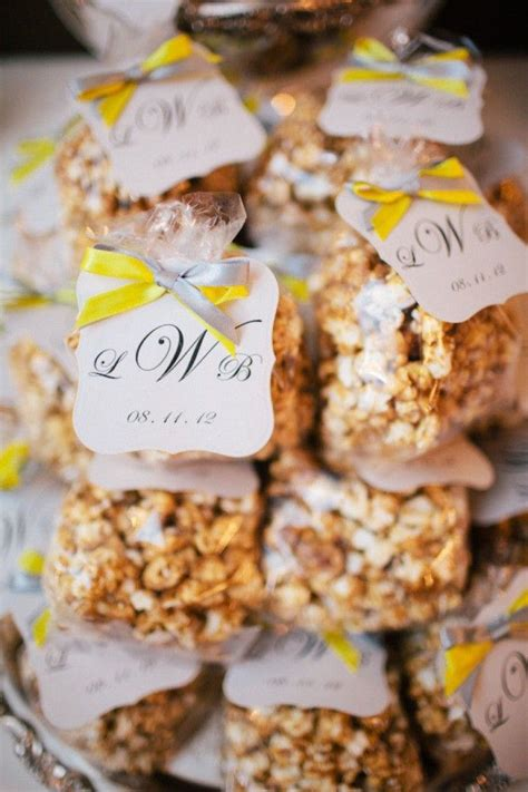 17 unique wedding favor ideas that wow your guests brown