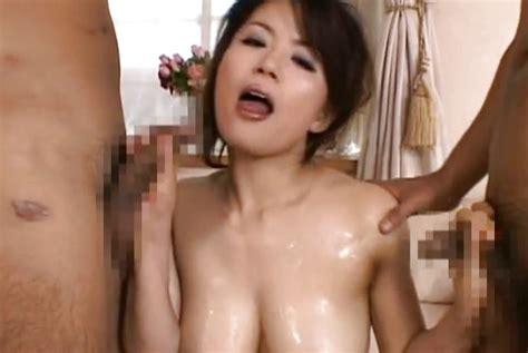 Miki Sato Asian Milf Has Gangbang Sex At Japanese Whores