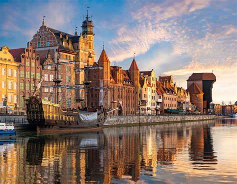 Gdansk Old Town - Self-Guided Walking Tour