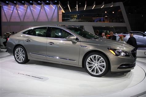 Reviews On Buick Lacrosse by 2017 Buick Lacrosse More Than Doubled Each Of Those