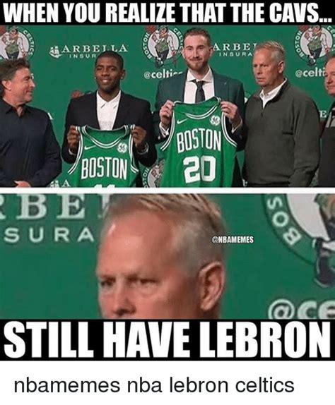 Celtics Memes - 25 best memes about basketball and cavs basketball and cavs memes
