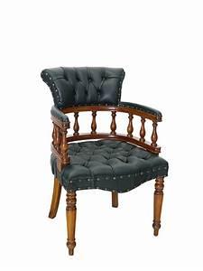 Chesterfield Stuhl Leder : stuhl b rostuhl armlehnstuhl massivholz chesterfield design gr nes leder 6053 m bel sitzm bel ~ Markanthonyermac.com Haus und Dekorationen