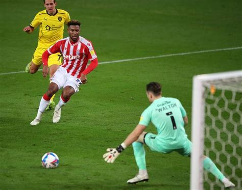 Stoke City fluff their lines - match report, ratings and ...