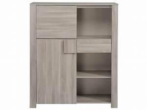 bahut 1 porte 1 tiroir warren silex vente de buffet With salle a manger warren silex