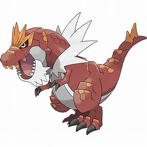 Tyrantrum (Pokémon) - Bulbapedia, the community-driven ...
