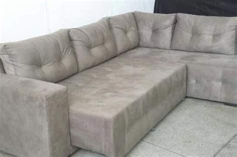 sofa de canto retratil  lugares sob medida promocao