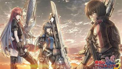 Valkyria Chronicles Senjou Localized Want Games Trilogy