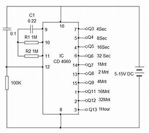 Types Of Timer Circuits With Schematics And Its Working