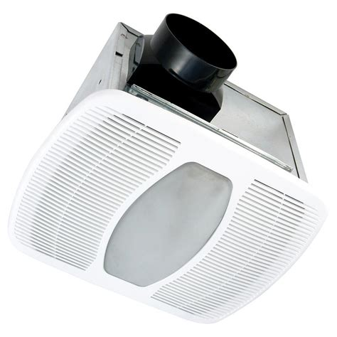 Bathroom Exhaust Fan With Led Light by Air King Led Light Series 80 Cfm Ceiling Bathroom Exhaust