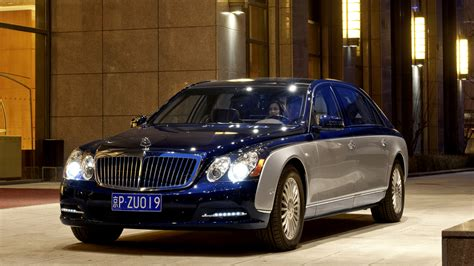 Maybach 62 (2010) Wallpapers And Hd Images