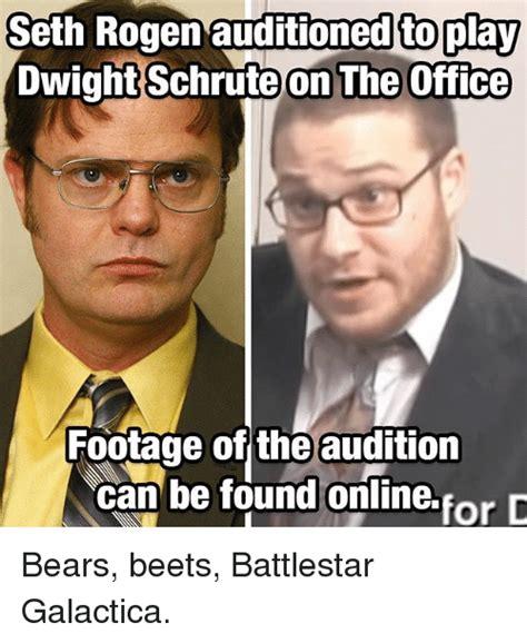 Battlestar Galactica Meme - 25 best memes about bears beets battlestar galactica bears beets battlestar galactica memes