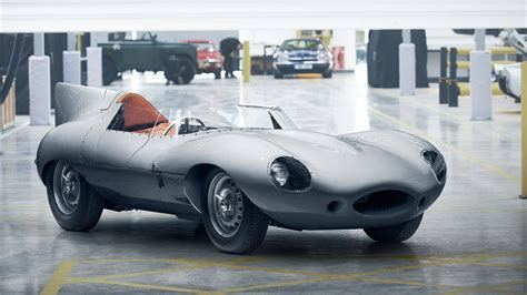 2018 Jaguar D-type Continuation Series Looks Like It Can
