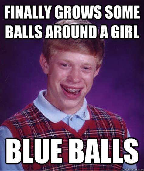 Blue Meme - blue balls meme memes