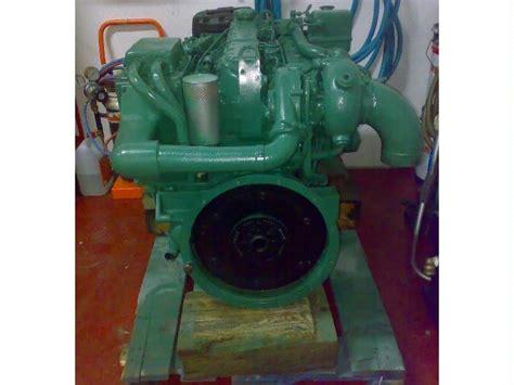 motores volvo penta diesel ad cv  hand