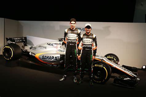Force India Unveils Its 2017 Formula 1 Car The Vjm10