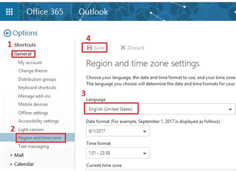 Office 365 Portal Time Zone by Office 365 Portal Microsoft Community