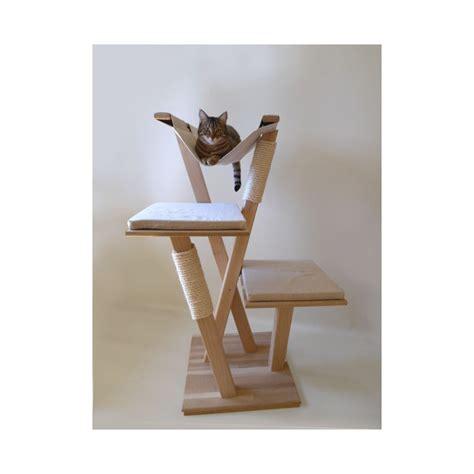 arbre a chat design bois arbre 224 chat en bois carline chat perch 233