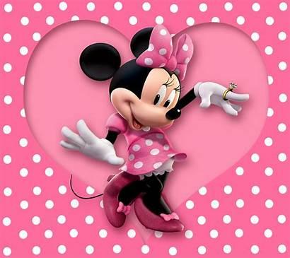 Minnie Mouse Cartoon Amarant 2cz Dresy 6l