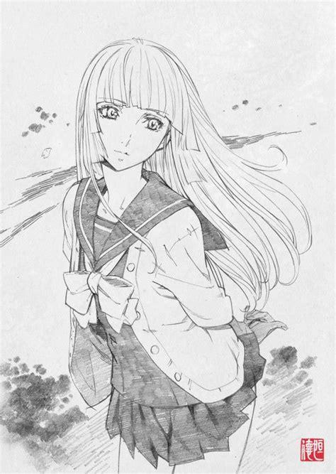 disegni a matita anime zeutsuen no temptest and anime disegno