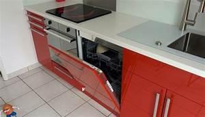 Bosch Geschirrspüler Ikea Metod : meuble lave vaisselle encastrable awesome beko encastrable din disparition totale couverts ~ Eleganceandgraceweddings.com Haus und Dekorationen