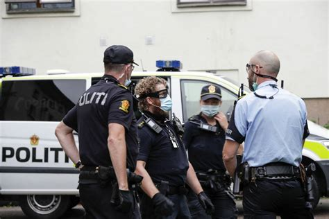 Faster than before: Norwegian police improve response time ...