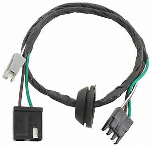 M U0026h 1979 El Camino Wiper Motor Harness Wiper Switch To