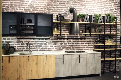 Singlewall Kitchens Spacesaving Designs With Functional