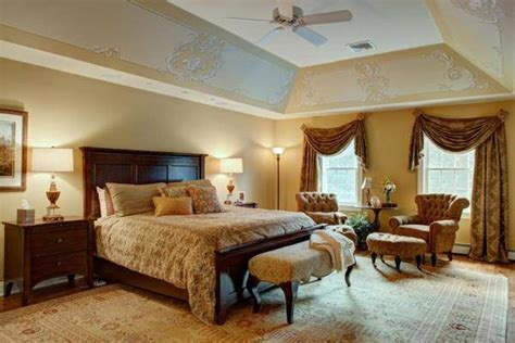 Elegant Traditional Master Bedrooms Traditional Bedroom