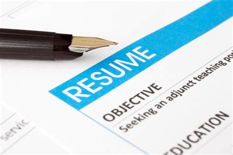 how to format a college resume snagajob