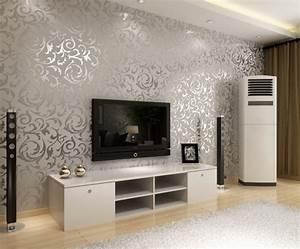 Muster Tapete Wohnzimmer : wohnzimmertapete aussuchen auf der suche nach neuen ideen ~ Markanthonyermac.com Haus und Dekorationen