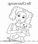 Coloring Pages Doll American Getcolorings Printable Sheets Print sketch template