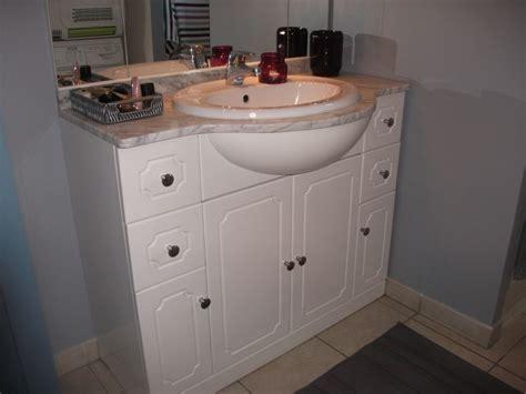 salle de bain photo 4 4 peinture grise aux murs et changement des