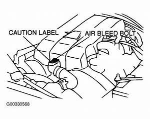2003 Mitsubishi Montero Sport Serpentine Belt Routing And