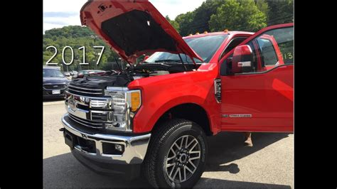 2017 Ford 6 7 Specs by 2017 Ford Duty F 350 Lariat 6 7l Powerstroke