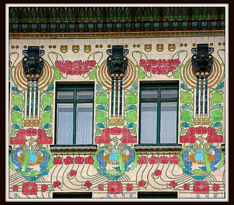 The Nouveau Of Otto Wagner 17 Best Images About Otto Wagner On Ceiling