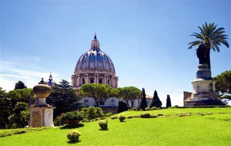 Giardini Vaticani Ingresso by Giardini Vaticani Roma Fuoripista