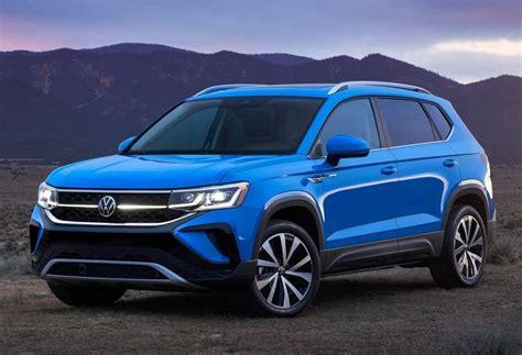 Volkswagen Taos Compact SUV Debuts In North America ...