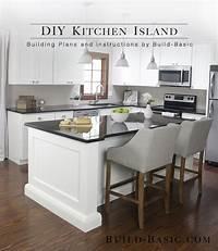 how to build a kitchen island Build a DIY Kitchen Island ‹ Build Basic