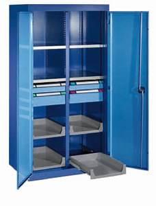 Armoire D Atelier : mega maintenance armoire d 39 atelier pour charge lourde ~ Teatrodelosmanantiales.com Idées de Décoration