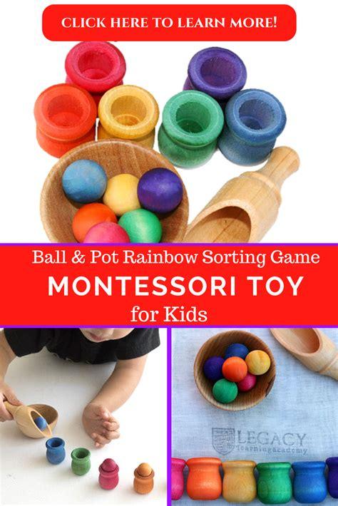 fun montessori toys   preschooler