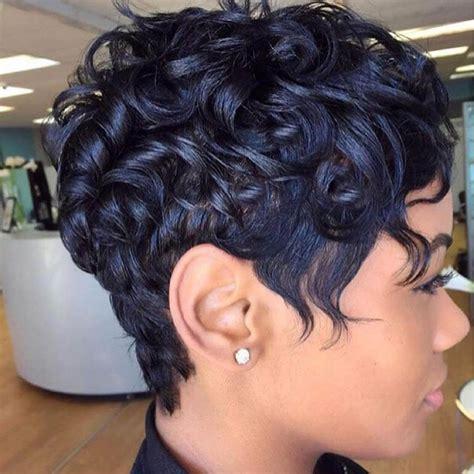 Top short ombre hair color ideas. Hair Expert - Unique short pixie haircuts for black women 2019-2020
