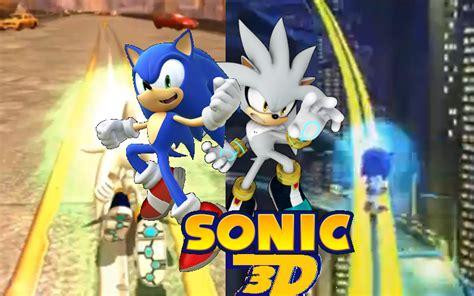 sonic fan games online sonic the hedgehog 3d fan game by skullhogx on deviantart