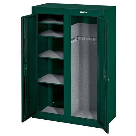 16 or 31 gun double door security cabinet stack on gcdg 9216 gun cabinet convertible double door