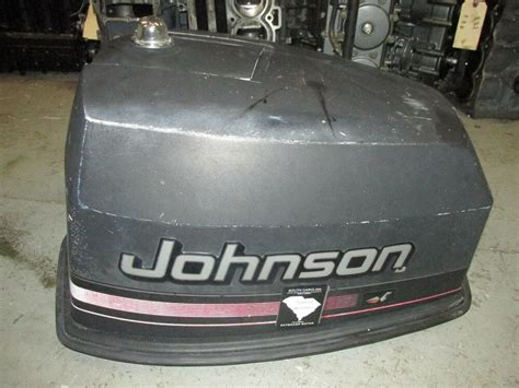 1994 johnson outboard 90hp v 4 2 stroke top cowling