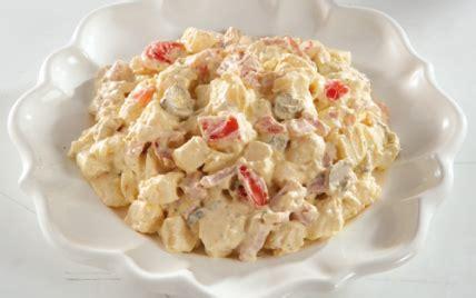 plat simple à cuisiner recette salade piémontaise maison 750g