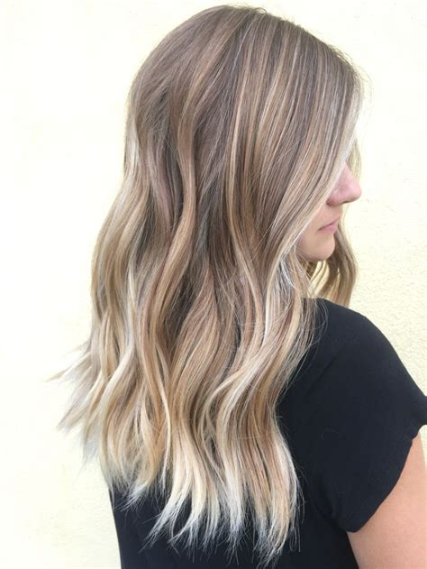 25 Best Ideas About Blonde Sombre On Pinterest Blonde