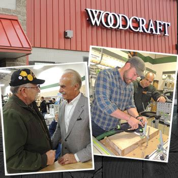 woodcraft opens   retail stores