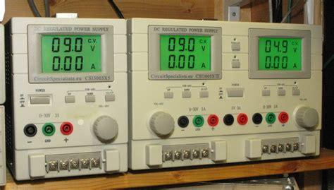 Electronics Csi Series Bench Power Supply Mode Kit