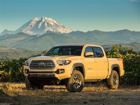 Toyota Tacoma Trd Road by Toyota Tacoma Trd Road 2016 Pictures Information